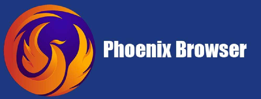 مرورگر phoenix اندروید