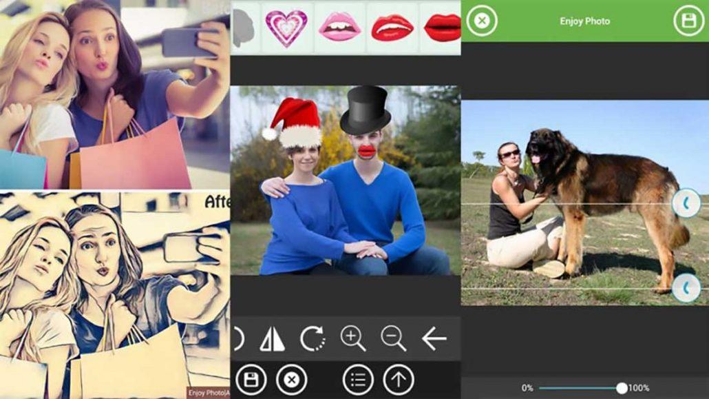 اپلیکیشن اندروید photo effects pro