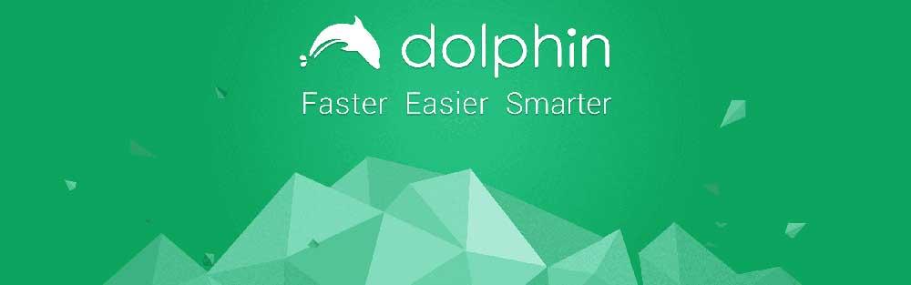 dolphin browser مرورگر دلفین اندروید