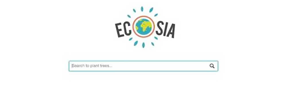 مرورگر ecosia اندروید