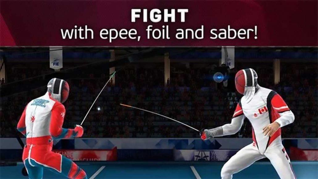 fie swordplay بهترین بازی های ورزشی اندروید