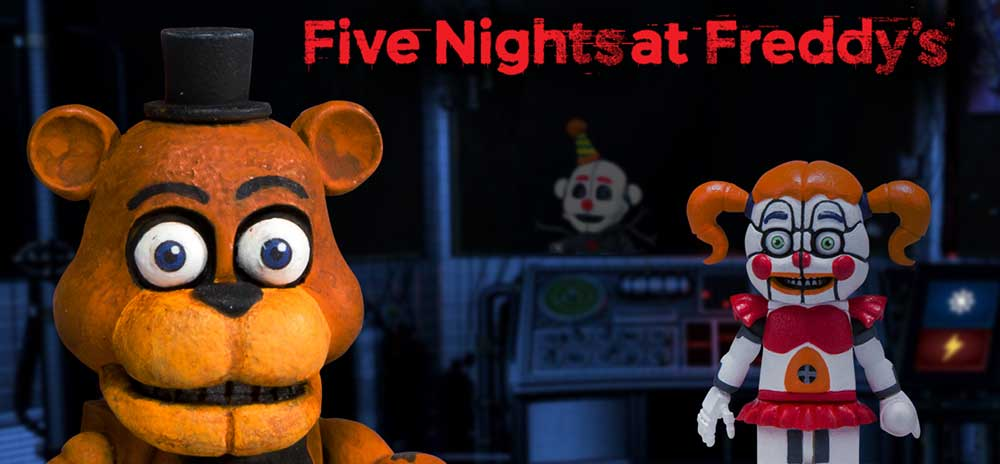 five nights at freddy house android game