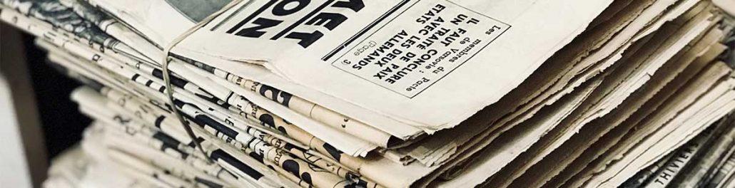 اخبار و نشریات