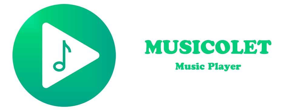 musicolet music player بهترین موزیک پلیر