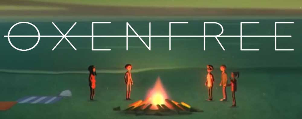 oxenfree android game