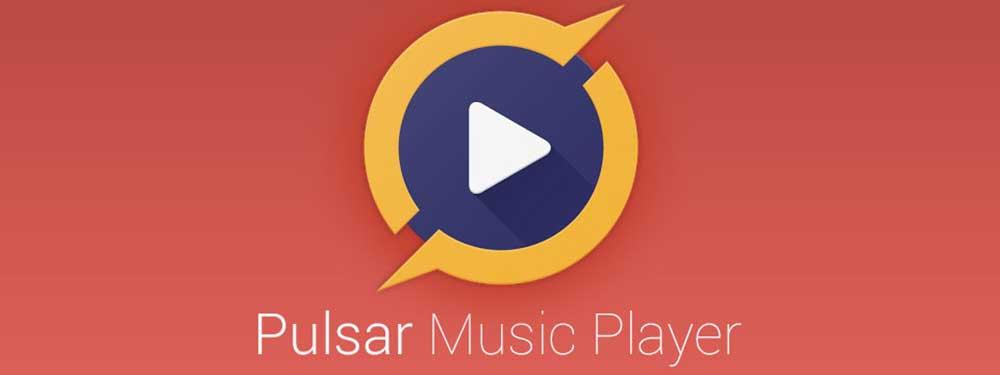 pulsar music player بهترین موزیک پلیر اندروید