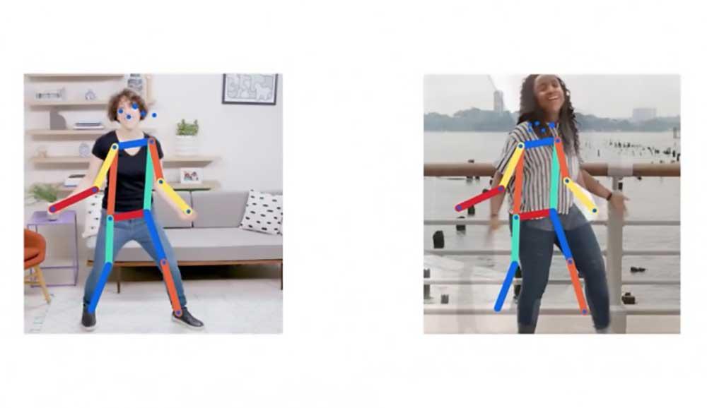 move mirror گوگل