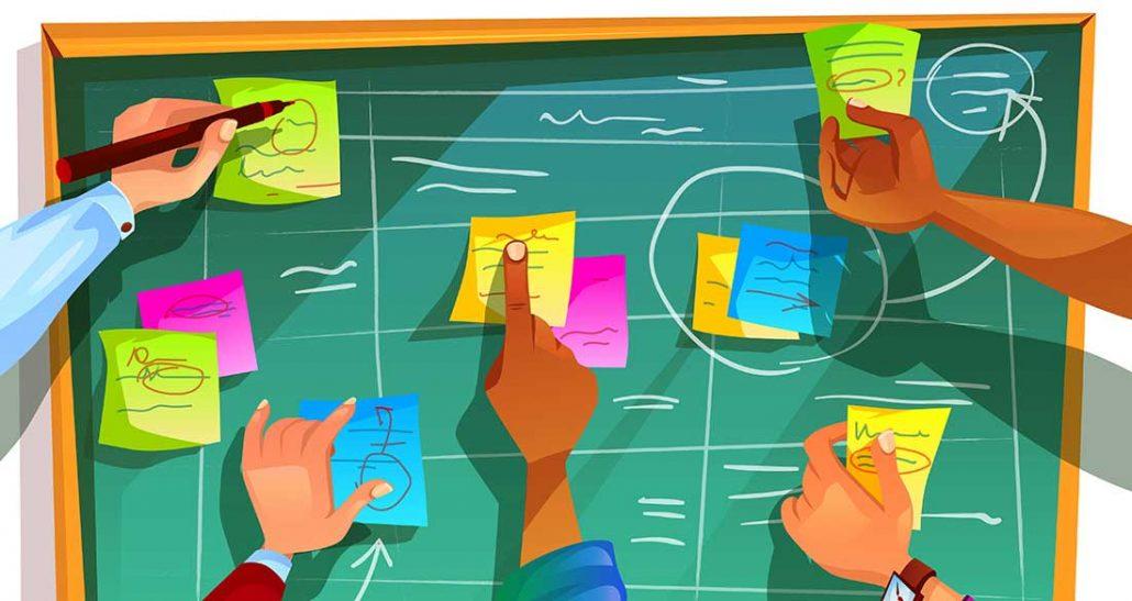 تعریف چابک یا Agile به زبان ساده