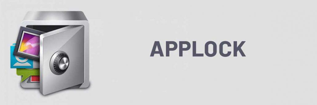 applock اپلبکبشن قفل برنامه اندورید