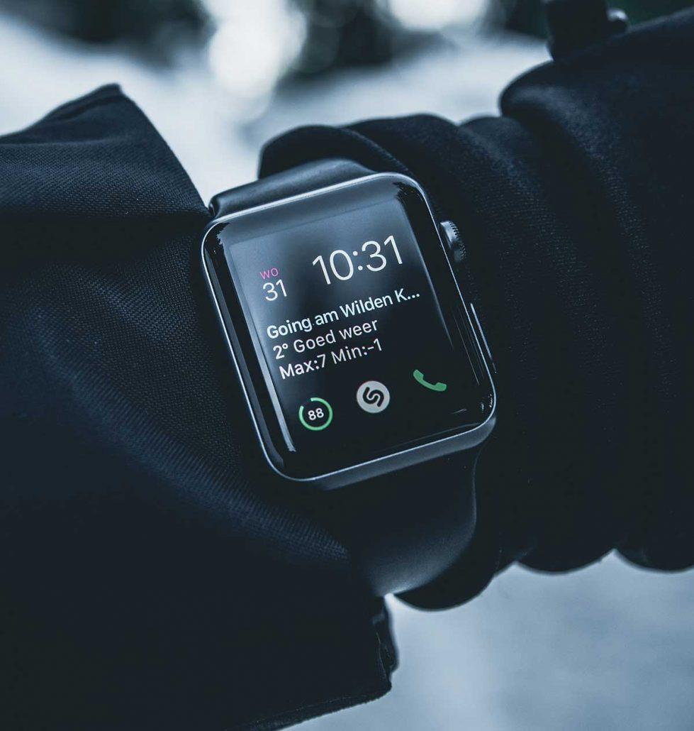 واندرلیست و اتصال به ساعت هوشمند