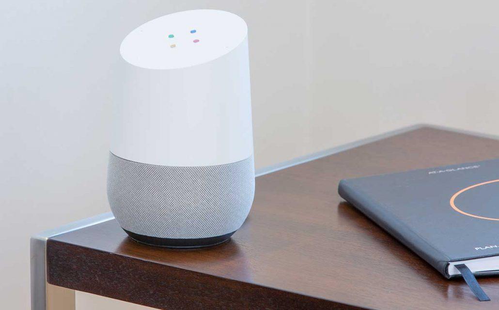 دستیار صوتی گوگل کنترل وسایل خانه