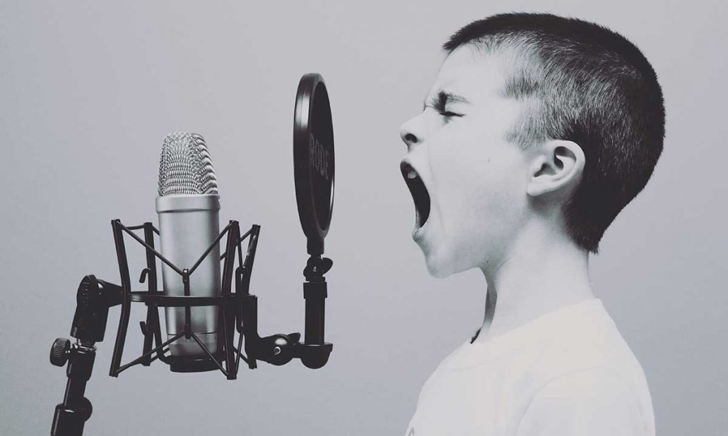 تشخیص صدا دستیار صوتی گوگل