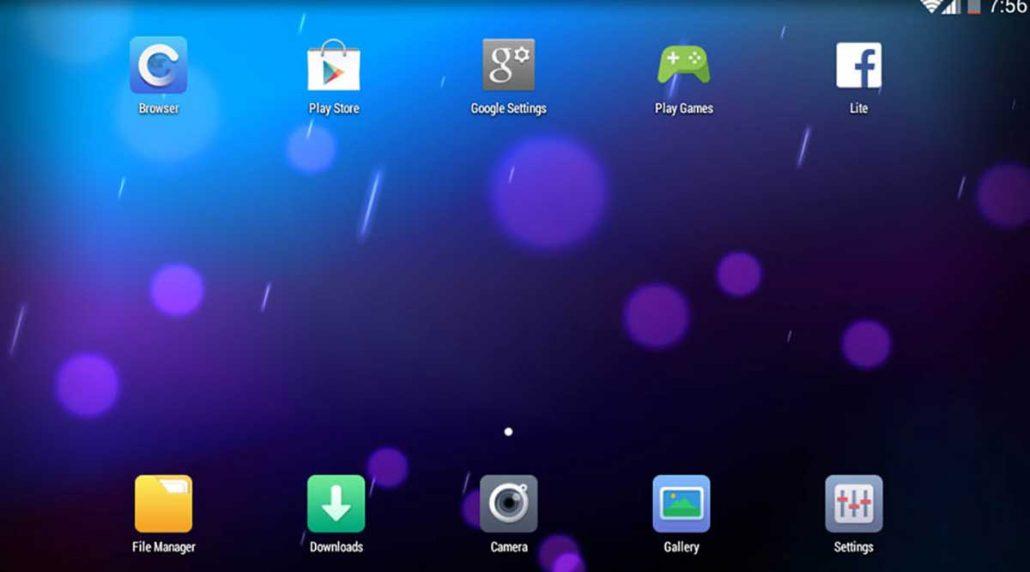 محیط شبیه ساز اندروید Nox App Player