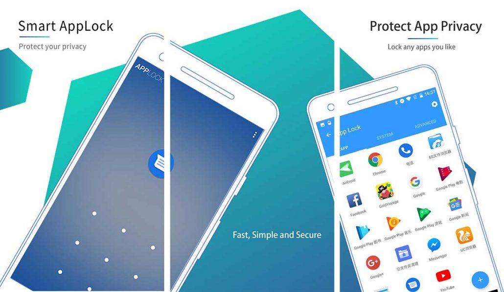 smart app lock اپلیکیشن قفل برنامه اندروید