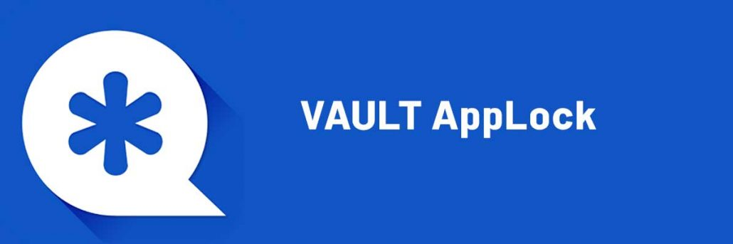 اپلیکیشن قفل برنامه اندروید vault