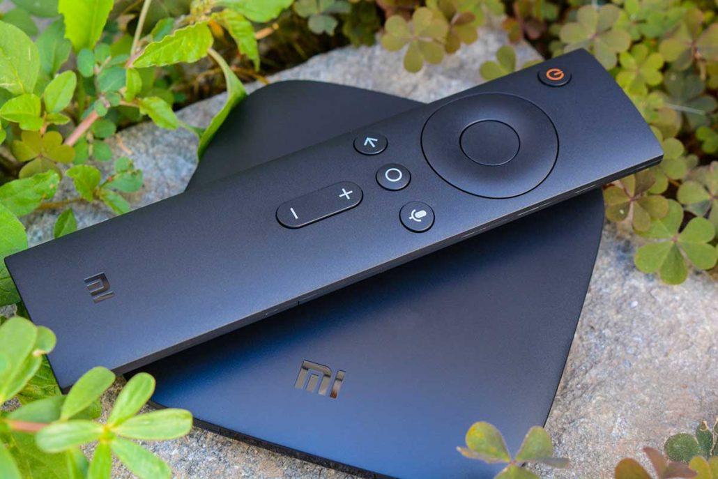 Xiaomi Mi Box اندروید تی وی