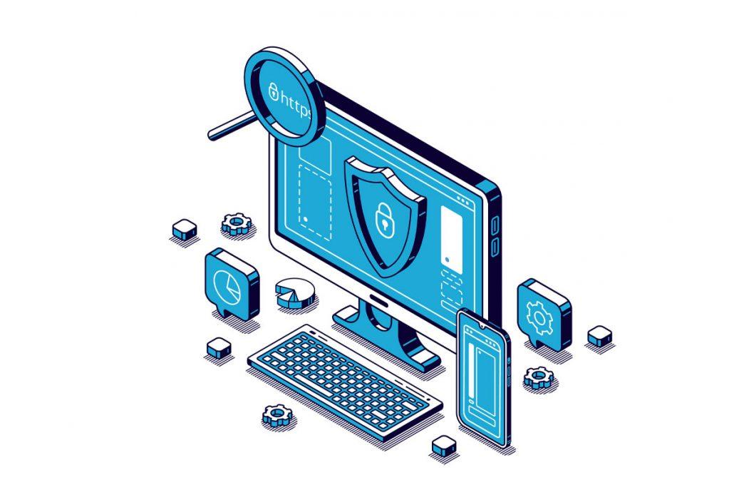 نحوه کار با SSL و HTTPS چگونه است