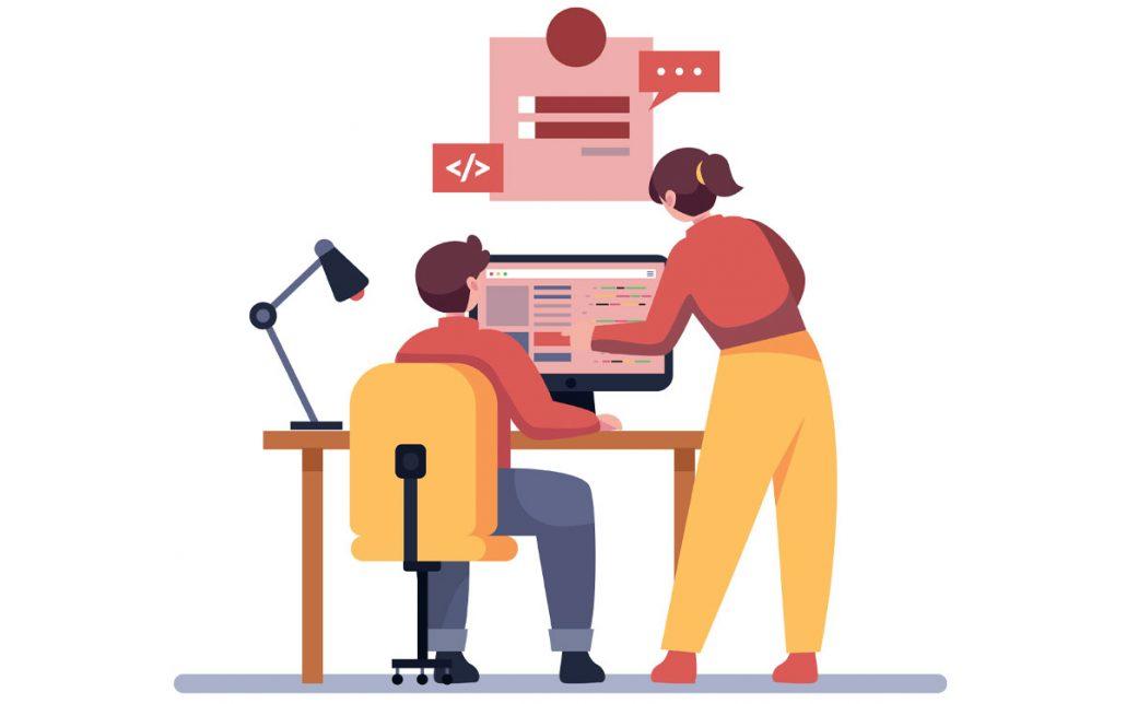 یادگیری زبان شروع برنامه نویسی اندروید