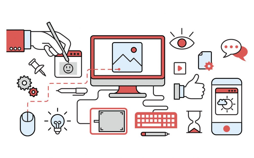 متریال دیزاین شروع برنامه نویسی اندروید